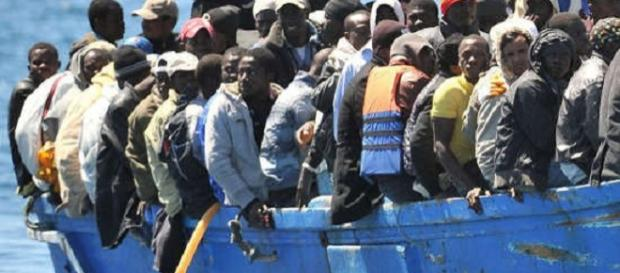 invasione profughi. questa volta a rischio