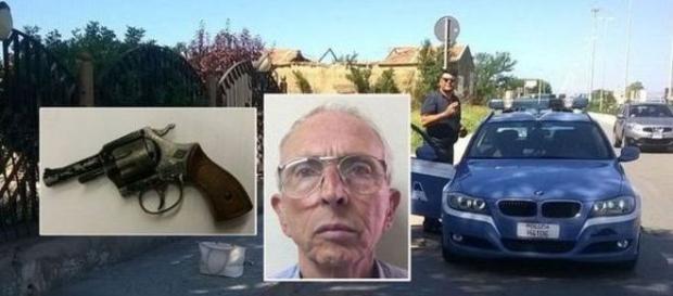 Italianul şi-a împuşcat iubita