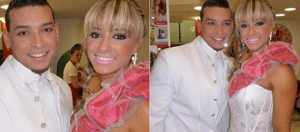Juju Salimeni se casa nesta sexta, em São Paulo.