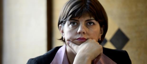 Laura Codruța Kovesi, șefa DNA