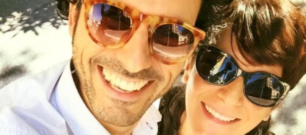 Marco Bianchi e la moglie Veruska, news gossip