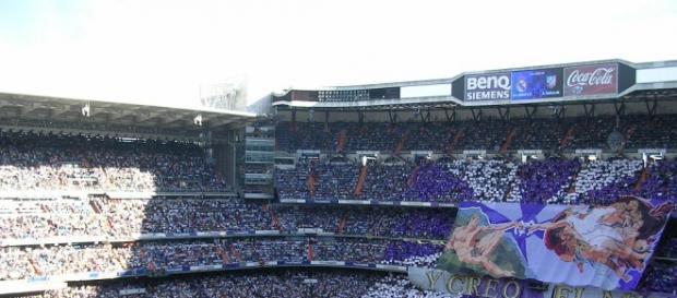 O Real Madrid procura manter a liderança da Liga