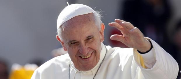 Papa Francesco in visita a New York
