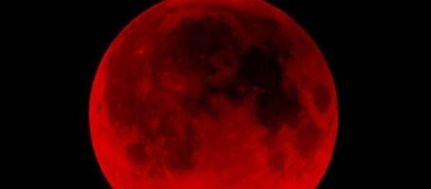 """Super lua será uma """"Lua de Sangue"""""""