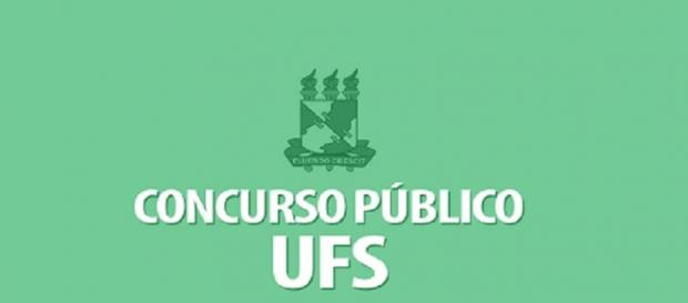 Universidade Federal de Sergipe - Concurso.