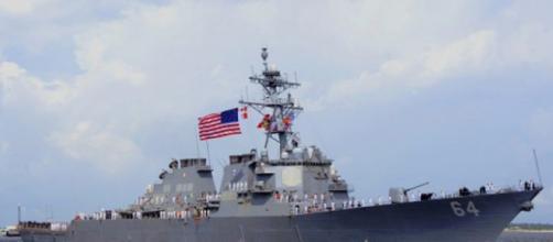 Barco de guerra de los Estados Unidos