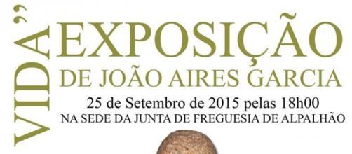 """Exposição """"Pedras com Vida"""", Alpalhão"""