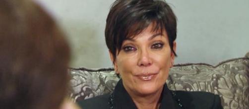 Kris Jenner, madre de las Kardashian Jenner