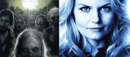 'The Walking Dead' y 'Once Upon A Time'