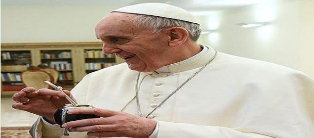 El Papa Francisco visitó el Capitolio