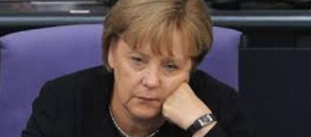 Kanclerz Angela Merkel / theguardian.com
