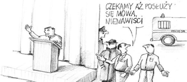 Mowa nienawiści w praktyce, pressmix.eu