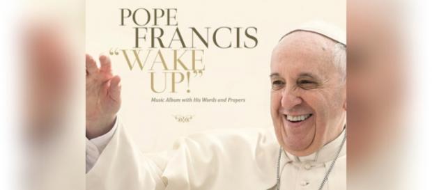 Papa Francisco laça CD de rock progressivo