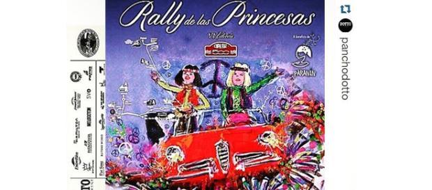 Rally de las Princesas 2015 Argentina (Facebook)