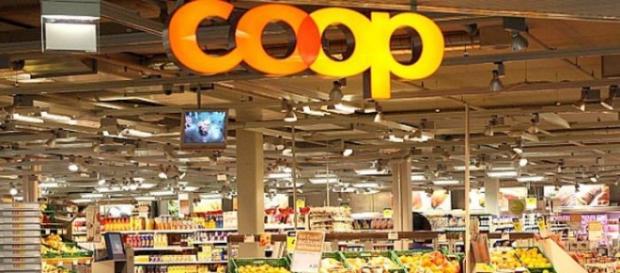 Una tipica sede della catena Coop