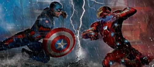 Chris Evans habla de 'Captain America: Civil War'