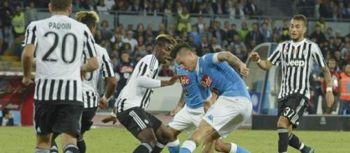 Juve sconfitta dal Napoli per 2 a 1