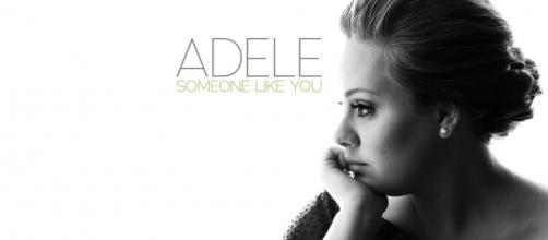 La exitosa cantante británica, Adele.