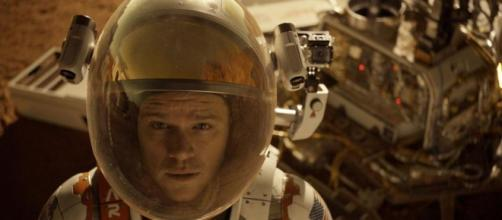 Matt Damon en 'The Martian' de Ridley Scott