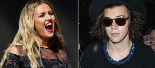 Os dois cantores gostam muito um do outro.