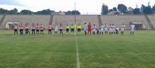 Vittoria storica per l'Atletico Caltanissetta