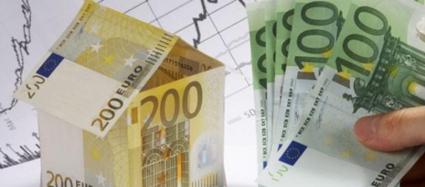 Banconote per pagare il contributo volontario