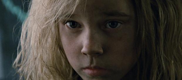 Henn was chosen from five hundred children