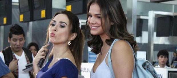 Mari e Danda são presas em 'I Love Paraisópolis'