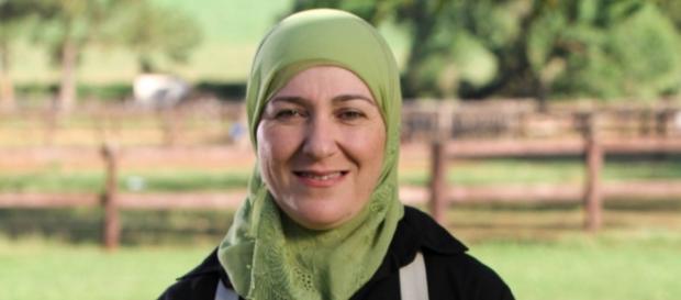 Samira é dona de casa e tem cinco fillhas