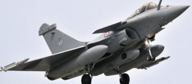 Wielozadaniowy samolot myśliwski Dassault Rafale