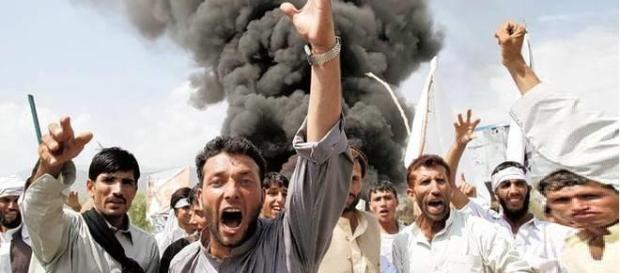 Wściekli muzułmanie zapragną zemsty?