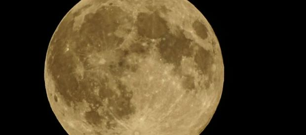 Zaćmienie superksiężyca 28/29 września