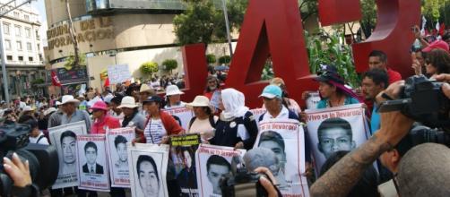 A un año de los hechos de Ayotzinapa