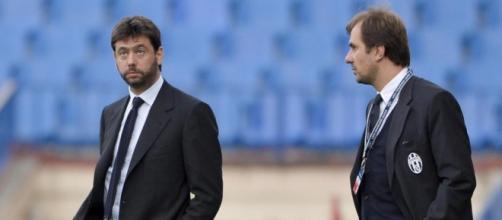 Andrea Agnelli e Francesco Calvo