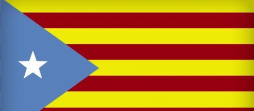 Bandiera rappresentativa della Catalonia