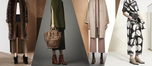 Cropped pants moda A/I 2015/16