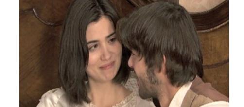 Il Segreto: Maria e Gonzalo, El Jaral.
