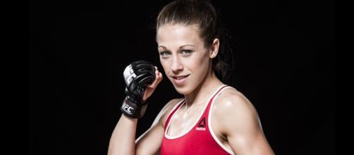 Joanna Jedrzejcyk Fast, Powerful, and Fierce
