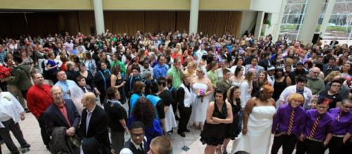 Mass ceremony gay weddings or an intimate ceremony
