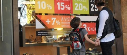Queda nas vendas do dia das crianças