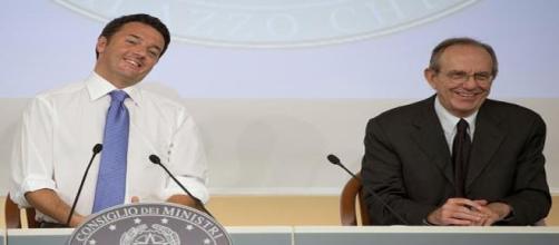 Riforma pensioni Renzi, il gioco delle tre carte
