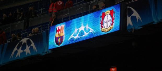 Barcelona e Bayer defrontam-se mais uma vez