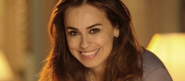 Daniela Escobar é Bernarda em 'A Garota da Moto'