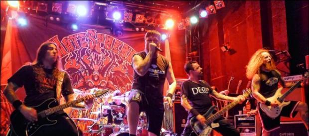 Hatesphere revelam detalhes de novo álbum New Hell