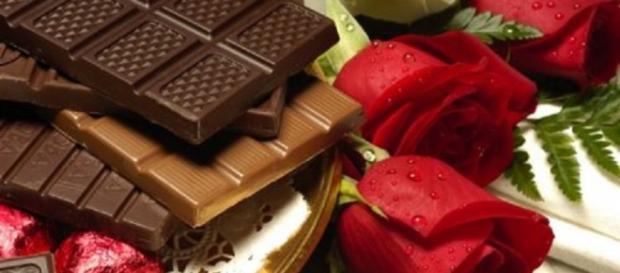 I fiori e il cioccolato | Foto Web