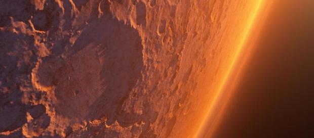 Il pianeta rosso: su Marte c'è acqua