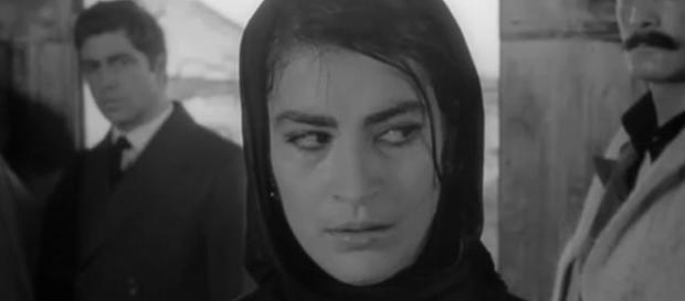Irene Papas ... misto de atriz e deusa grega