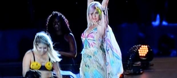 """""""Já fizeram isso"""", disse Katy Perry."""