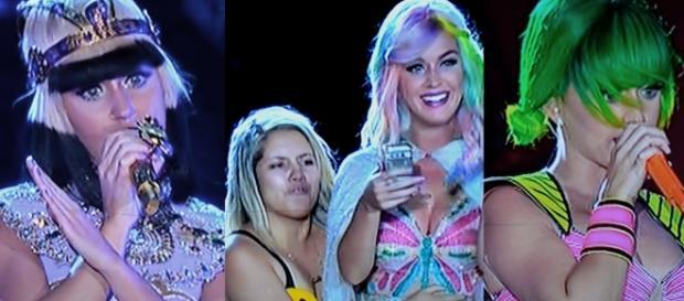 Katy Perry fechou Rock in Rio com show mágico
