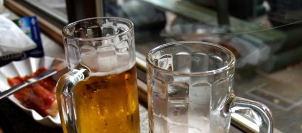 La cerveza puede ser una fuente energética